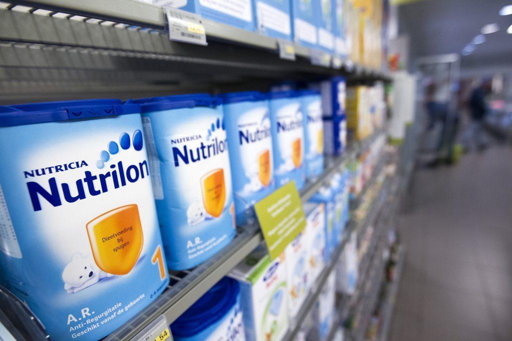 Babymelkpoeder beschikbaar houden in Nederland