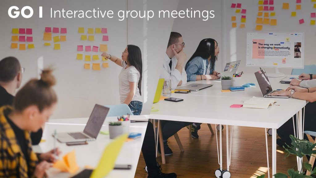 Go | Interactive group meetings
