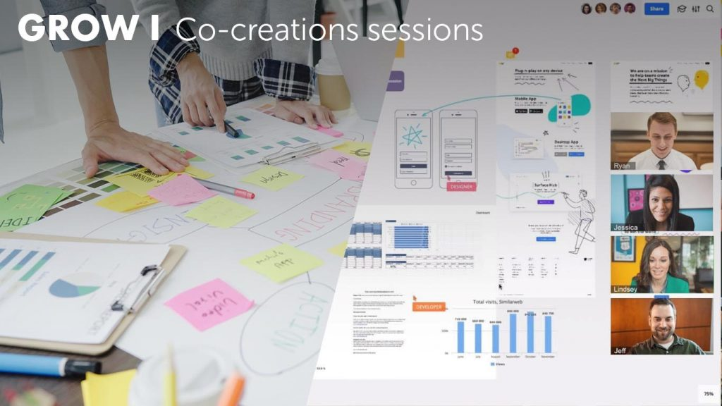 Grow | Co-creation sessions